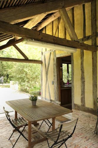 Le Charme aux Bois : Guest accommodation near Charrey-sur-Seine