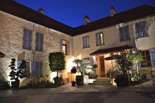 Les Deux Chèvres : Hotel near Gergueil