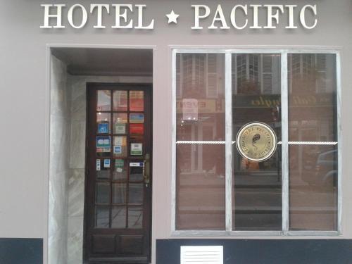 Hotel Pacific : Hotel near Paris 10e Arrondissement