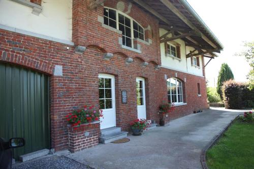 La Citadelle d'Hututu : Bed and Breakfast near Boulogne-sur-Helpe