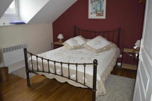 La Petite Charrue : Bed and Breakfast near Saint-Vincent-sur-Oust