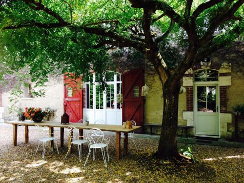L'Onzaine : Bed and Breakfast near Onzain