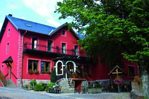 Hôtel Restaurant Le Velleda : Hotel near Neuviller-la-Roche