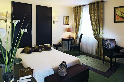 Hôtel Normandie : Hotel near Saint-André-de-Messei