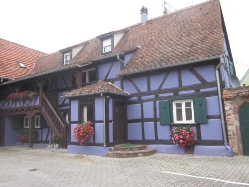 Gite chez Marianne et Marcel : Guest accommodation near Hilsenheim