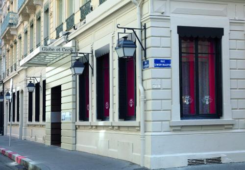 Globe Et Cecil : Hotel near Lyon 2e Arrondissement