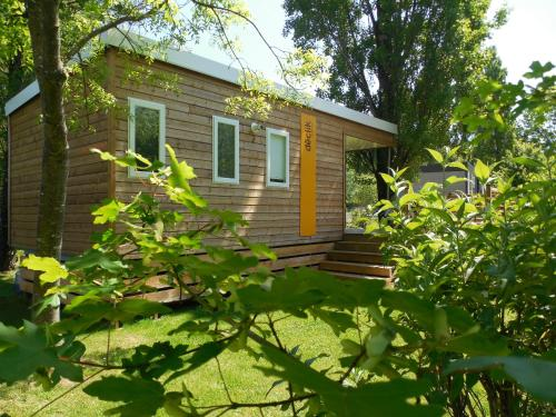 Rives Nature : Guest accommodation near Sixt-sur-Aff
