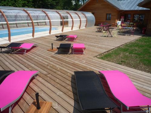 Le Village de la Champagne : Hotel near Curmont