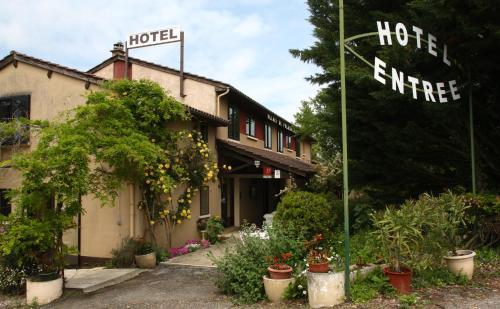 Relais de Frejeroques : Hotel near La Capelle-Balaguier