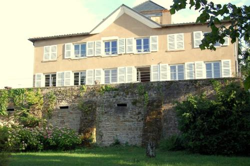Le Montellier : Bed and Breakfast near Fareins