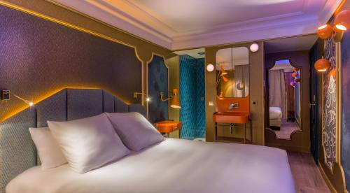Idol Hotel : Hotel near Paris 8e Arrondissement