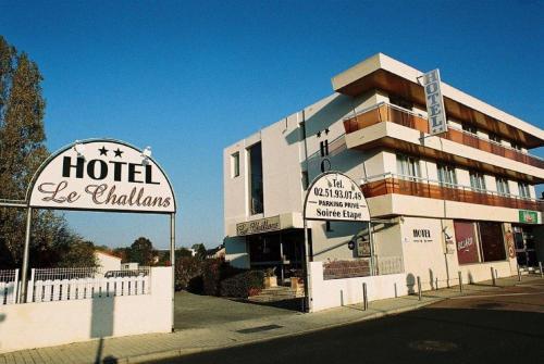 Citotel Le Challans : Hotel near Challans