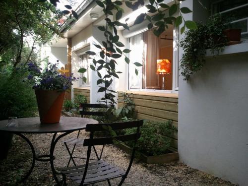 Chambre D'Hotes Au Coquelicot : Apartment near Brindas