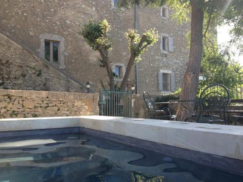Domaine d'Audabiac : Bed and Breakfast near Vallérargues