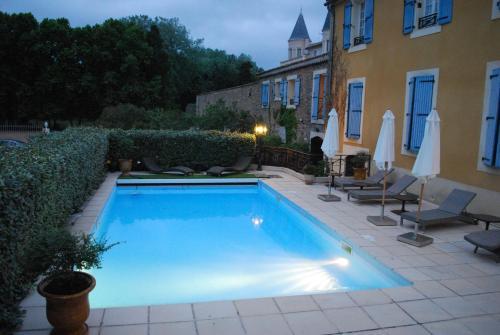 La Bastide Cabezac Hotel : Hotel near Saint-Jean-de-Minervois