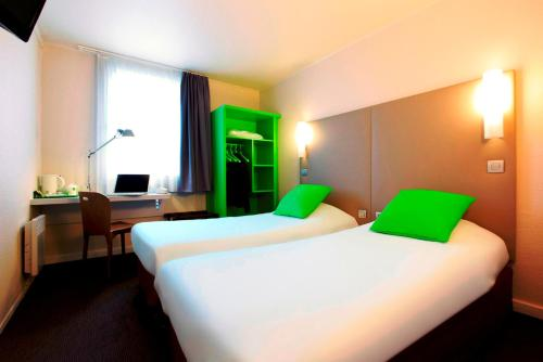 Campanile Paris Ouest - Gennevilliers Barbanniers : Hotel near Montmorency