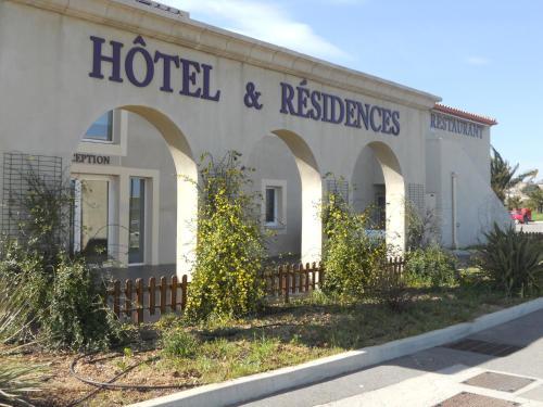 Hôtel Jasses de Camargue : Hotel near Gallargues-le-Montueux