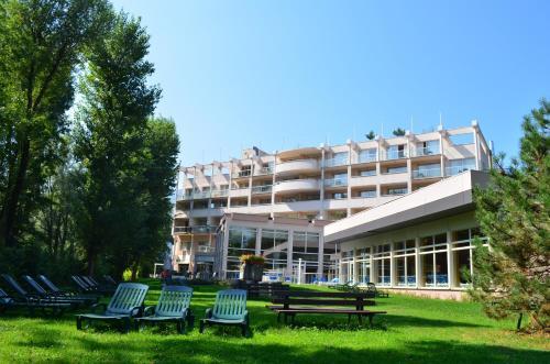 Hotel & Spa Marina d'Adelphia : Hotel near Virignin