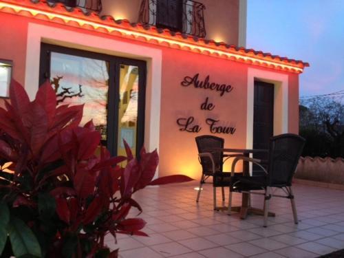 Logis Auberge De La Tour : Hotel near Roujan
