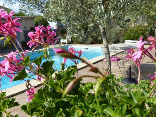 La Gallinette : Bed and Breakfast near Villalier