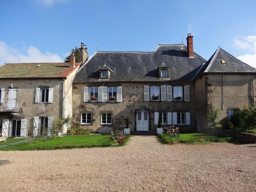 La Bromontoise Chambres d'Hôtes : Bed and Breakfast near Chapdes-Beaufort