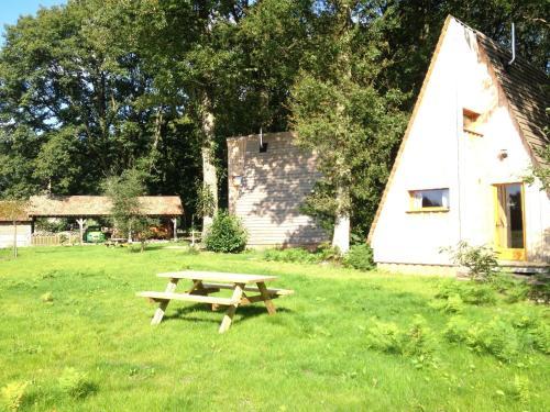 Rêves de nature : Guest accommodation near Cahaignes