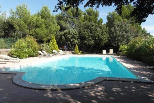 Domaine La Rabassiere : Guest accommodation near Suzette