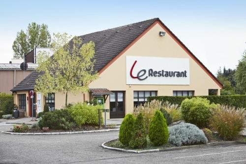 Campanile Strasbourg - Illkirch Geispolsheim : Hotel near Ostwald