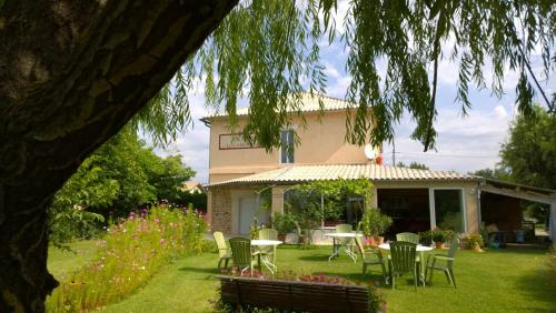 Hotel Le Caboulot : Hotel near Sourribes
