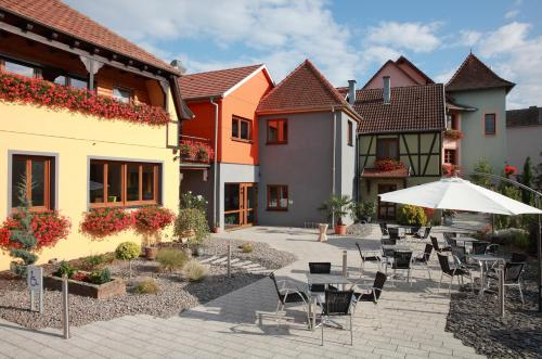 Les Portes de la Vallee : Hotel near Turckheim