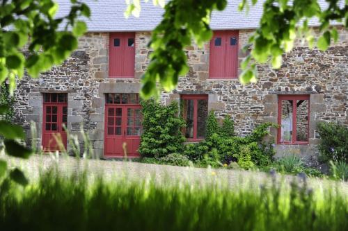 Le Tertre Ychot : Guest accommodation near Epiniac