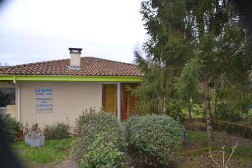Studios La Gemme : Guest accommodation near Laluque