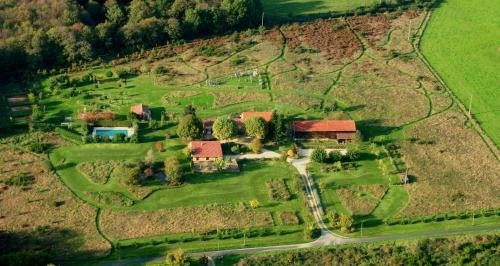 Chambres d' Hotes Rastaillou : Bed and Breakfast near Sainte-Croix
