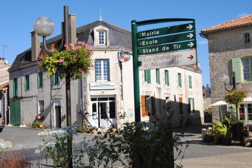 Hotel du Diamant : Hotel near Joussé