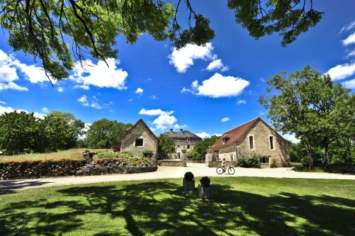 Manoir de Malagorse : Guest accommodation near Lachapelle-Auzac