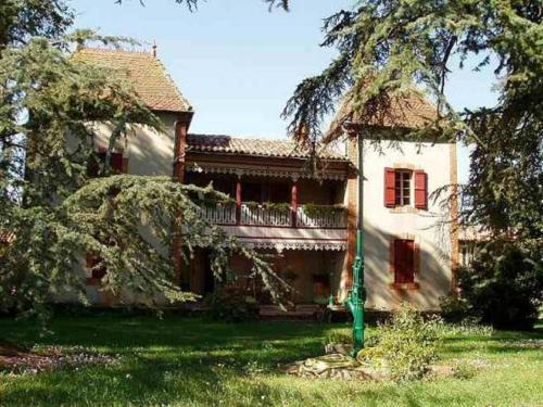 Domaine de Marsan : Bed and Breakfast near Baudignan