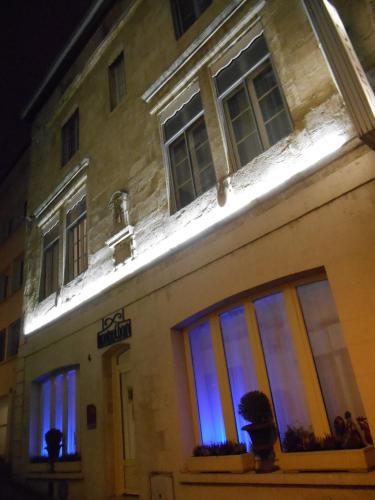 Hotel de Montaulbain : Hotel near Verrières