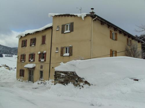 Appartements Lassus - Puyvalador : Apartment near Fontanès-de-Sault