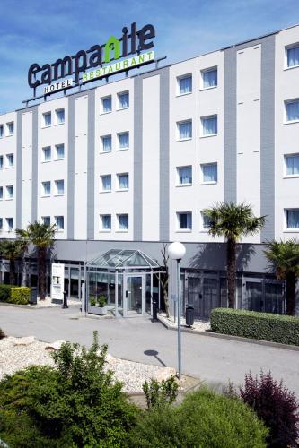 Campanile Lyon Ouest Tassin : Hotel near Champagne-au-Mont-d'Or