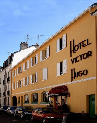 Hotel Victor Hugo : Hotel near Dijon