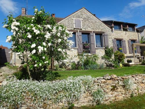 La maison du Fargis : Guest accommodation near La Celle-les-Bordes