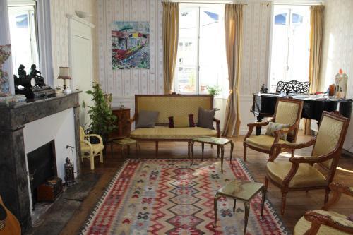 Loire-Séjours : Bed and Breakfast near Saint-Géréon