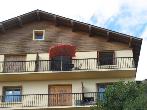 Chalet les lupins-T3 : Apartment near Eyne