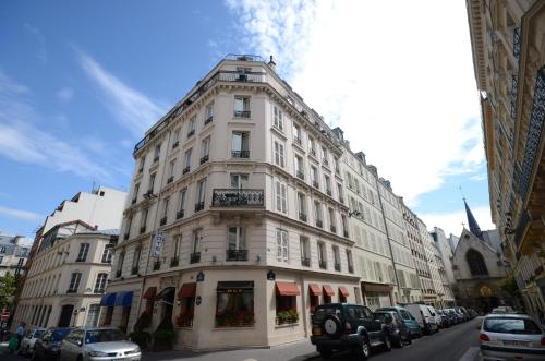 Hotel du College de France : Hotel near Paris 5e Arrondissement