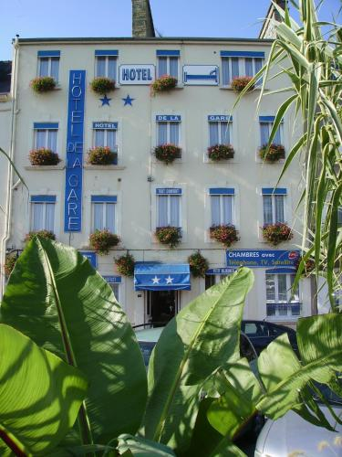 Hôtel de la Gare : Hotel near Siouville-Hague