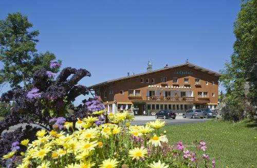 Hotel Restaurant La Spatule, Logis du Jura : Hotel near Choux