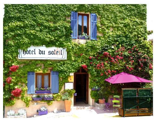 Hôtel Du Soleil : Hotel near La Crau