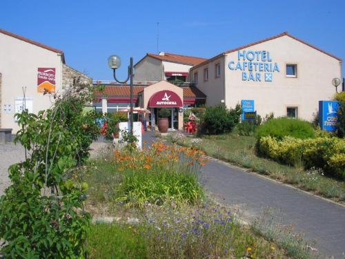 Hotel Autogrill Lafayette-Lorlanges : Hotel near Moriat