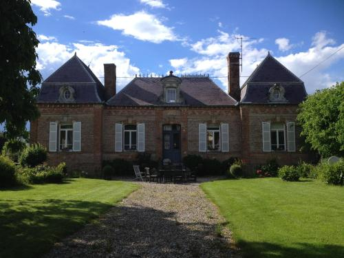 B&B - Entre terre et mer : Bed and Breakfast near Saint-Germain-sur-Bresle