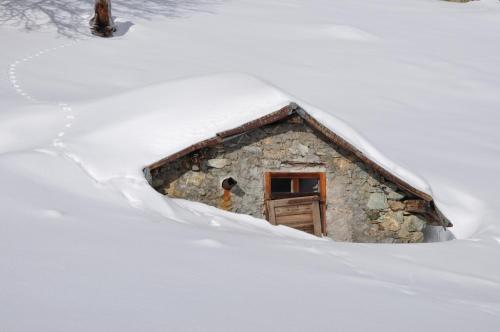 Yak Avenir : Hotel near Abriès